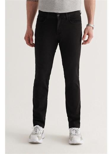 Avva Erkek Regular Fit Jean Pantolon A11Y3703 Siyah
